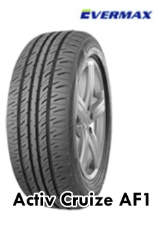 Vasaras riepas EVERMAX ACTIVE CRUIZE AF1 215/60R16